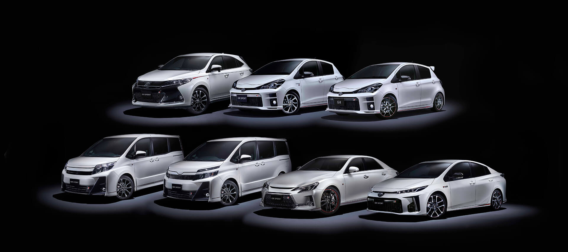 سلسلة سيارات تويوتا جي آر